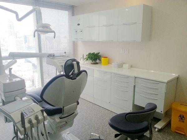 Modern Dental Office Design 2 Clinics Pinterest