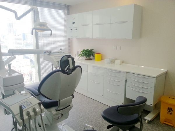 Dental Cabinet Clinic Design Modern Office 2 Designs Ideas