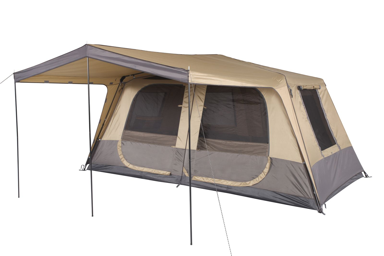 OZtrail 12x15 Canvas Cabin Tent | Cabin Tents | Pinterest | Cabin tent Tents and Cabin  sc 1 st  Pinterest & OZtrail 12x15 Canvas Cabin Tent | Cabin Tents | Pinterest | Cabin ...