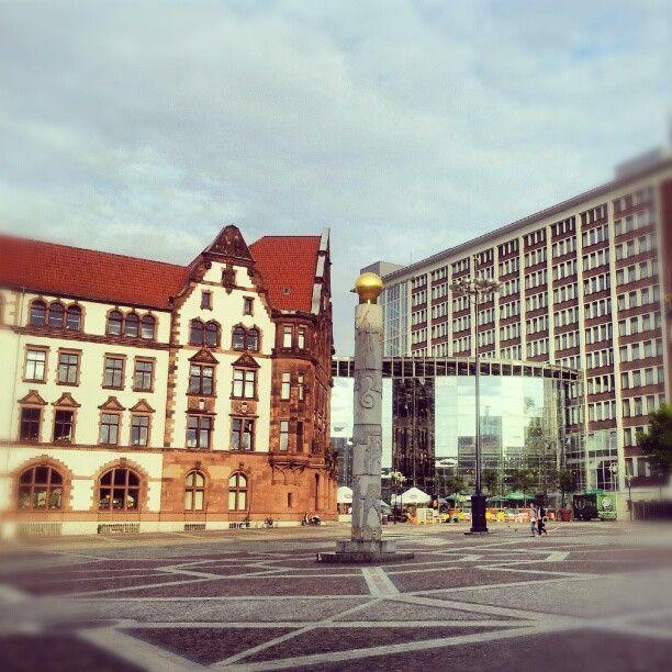 Friedensplatz, Dortmund, Germany