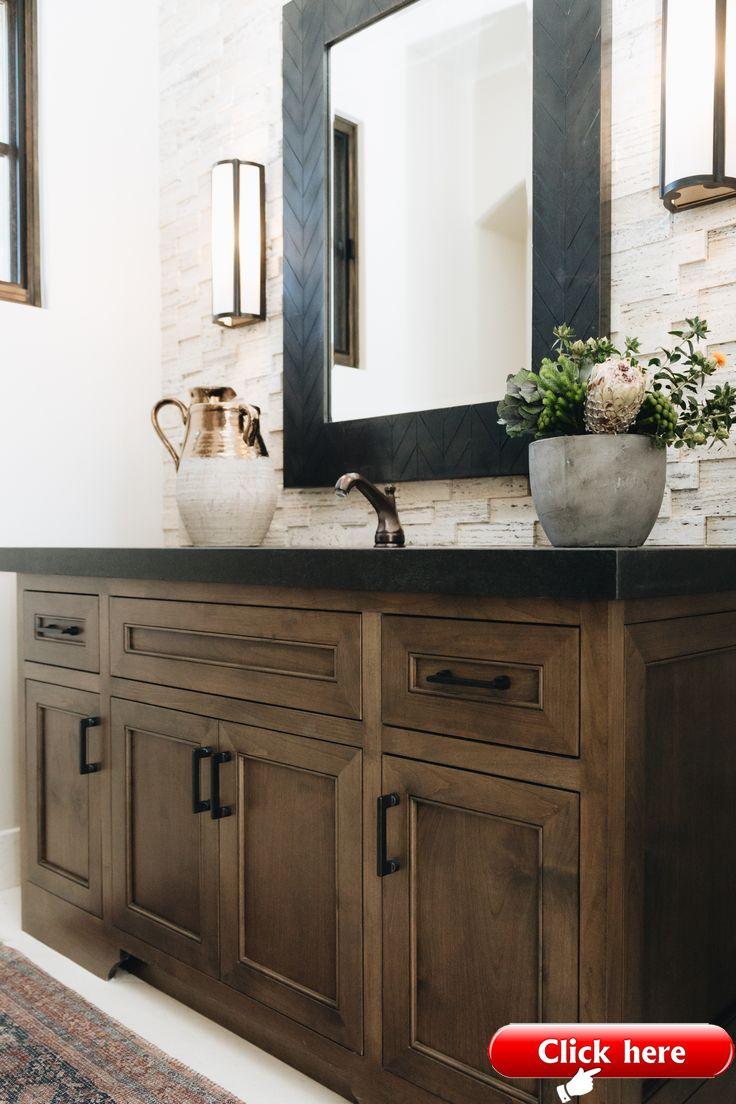 Powder room-heather schmitt interior design - Bath
