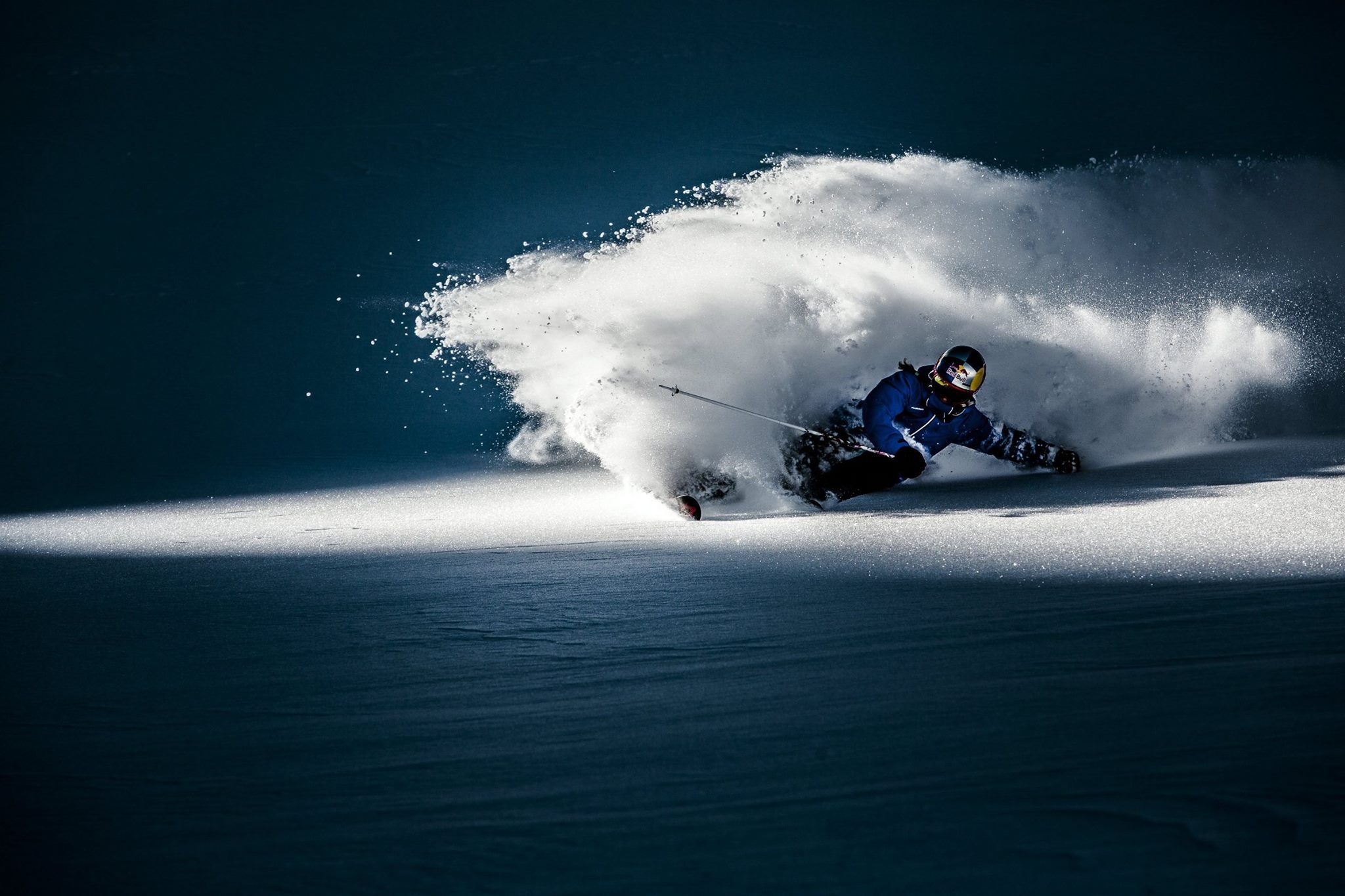 Photo- Christoph Schoech/Red Bull Content Pool Rider- Nadine Wallner