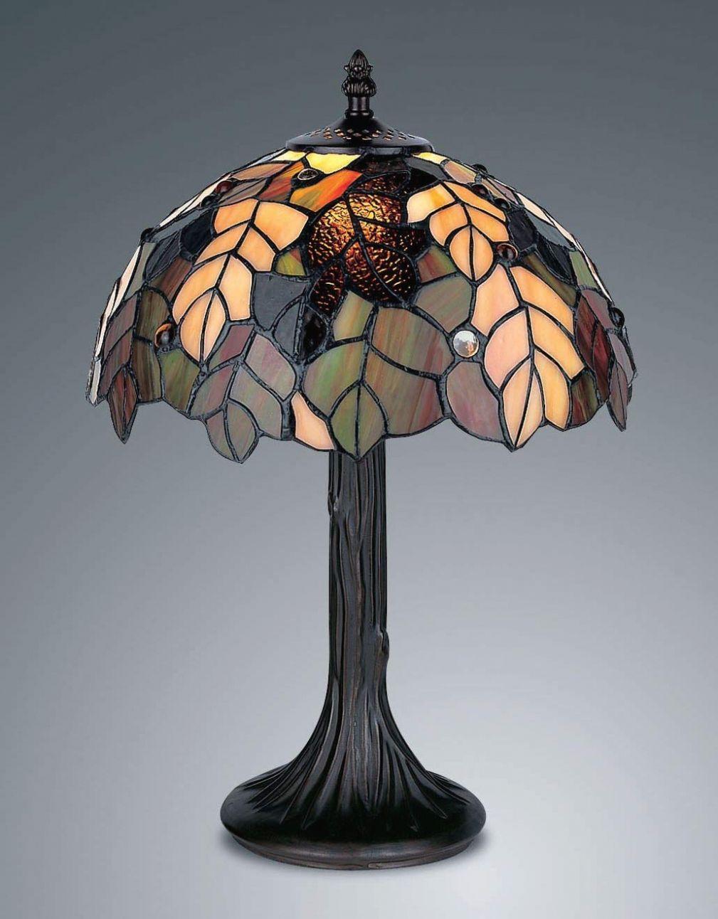 ecb6519f9a570d Tiffany Stil Tisch Lampe - Tiffany-Stil-Tischleuchte – Haben Sie schon  einmal verirrt