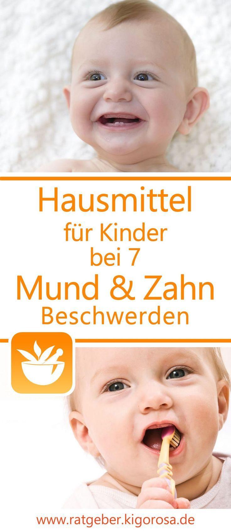 Baby Mundgeruch