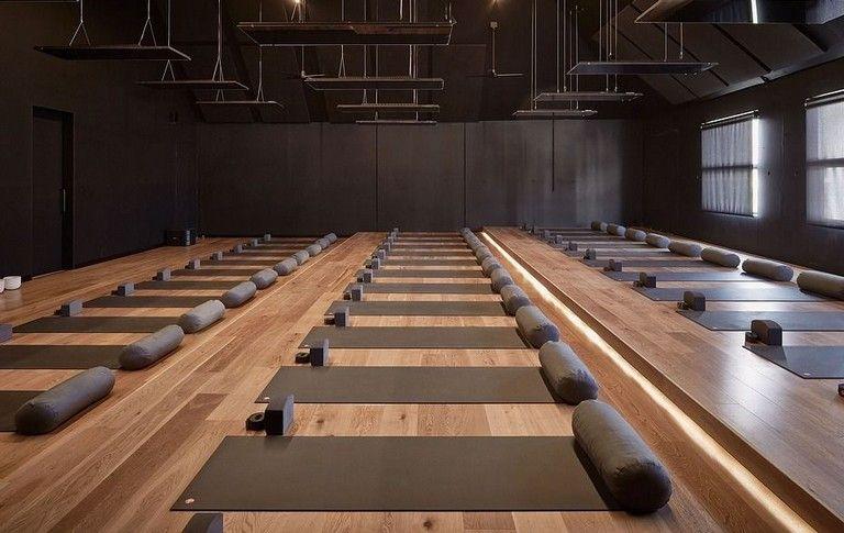 37 Fancy Yoga Studio Design Ideas That Will Make You Relax Yoga Studio Design Yoga Studio Interior Hot Yoga Studio
