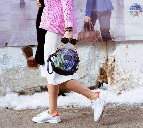 adidas Stan Smith White/Pink Small Size - BUYMA