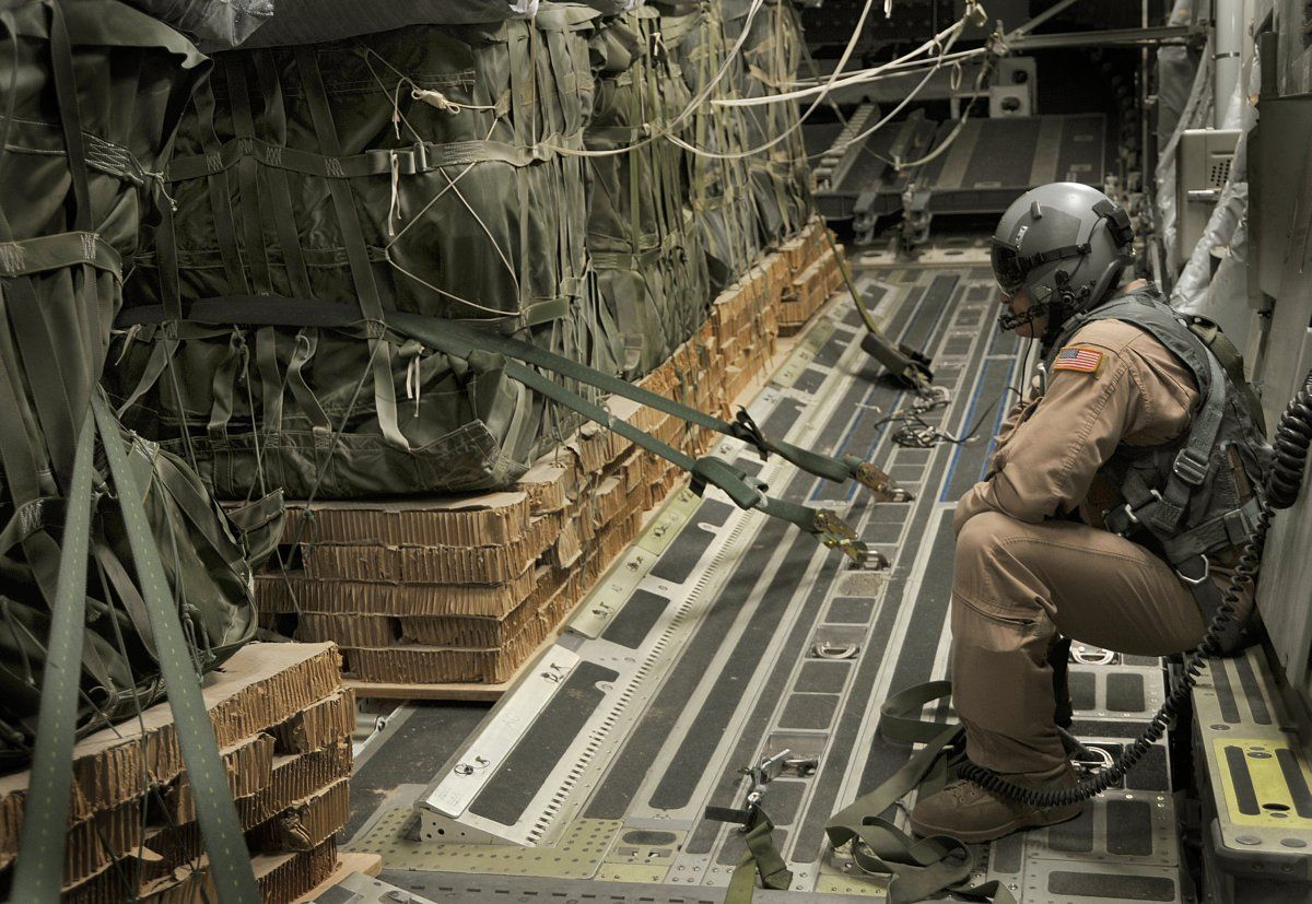 airforce load master photos Google Search C 130