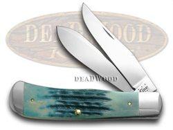 CASE XX Deep Canyon Calypso Jigged Bone Panama Trapper Pocket Knife - CA12356 | 12356 - 021205123561