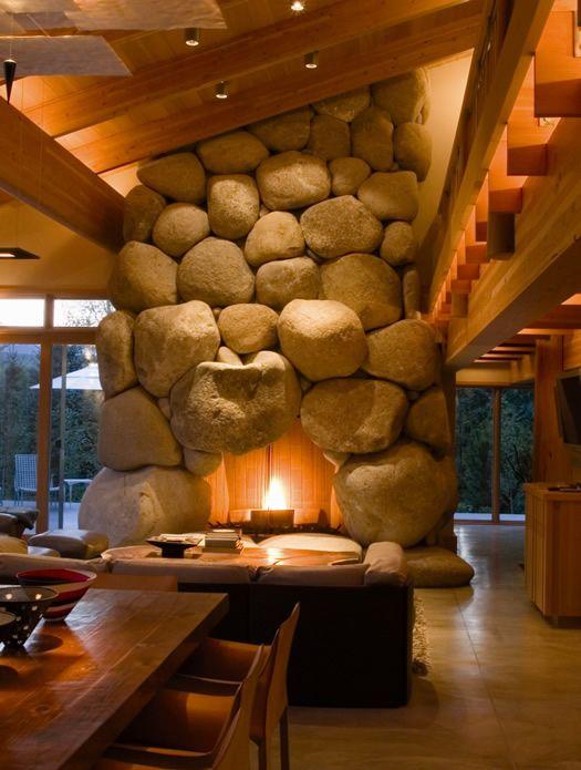 Large Wall Tiles Living Room