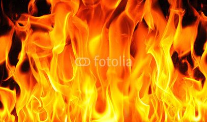 Fire Background Tekstura