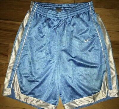 Mint Nike basketball shorts white light blue mens large  | eBay #lightblueshorts Mint Nike basketball shorts white light blue mens large  | eBay #lightblueshorts