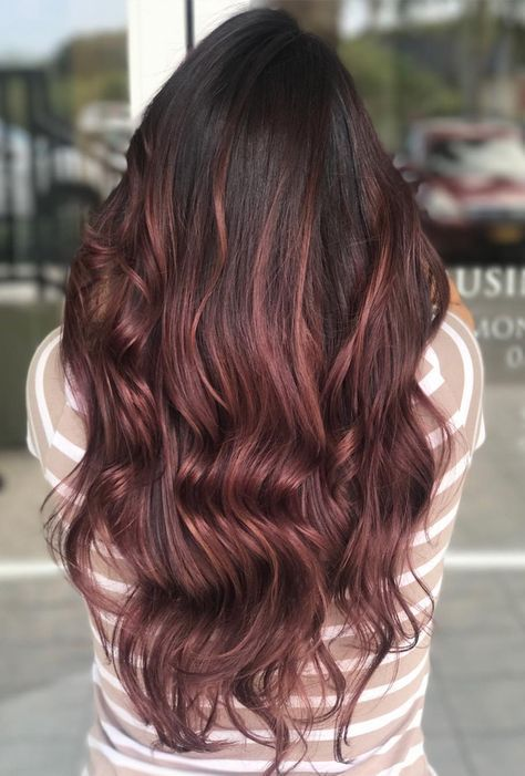 Spring hair color 2020
