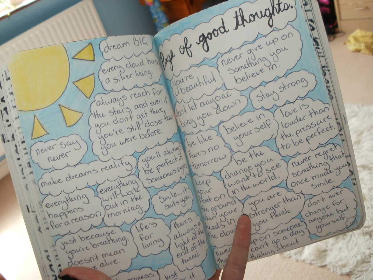 Scrapbook ideas writing - Ideas For Wreck This
