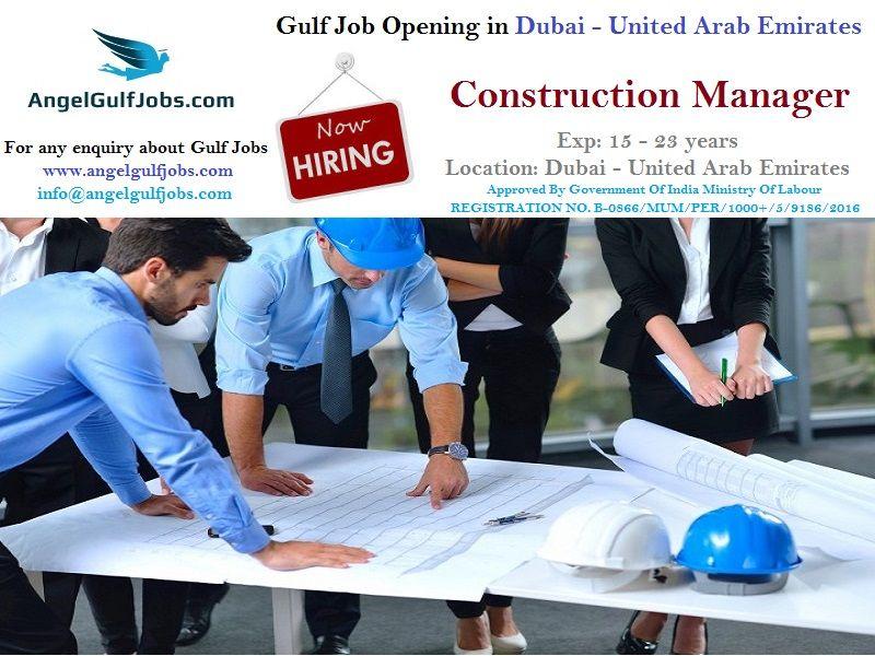 GulfJobOpening in Dubai UAE gulfjobsforfreshers