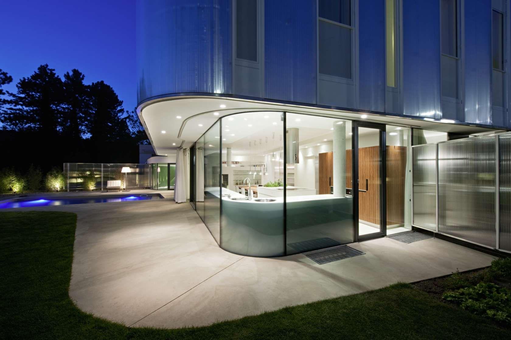 500m² Wohnzimmer, by Caramel.
