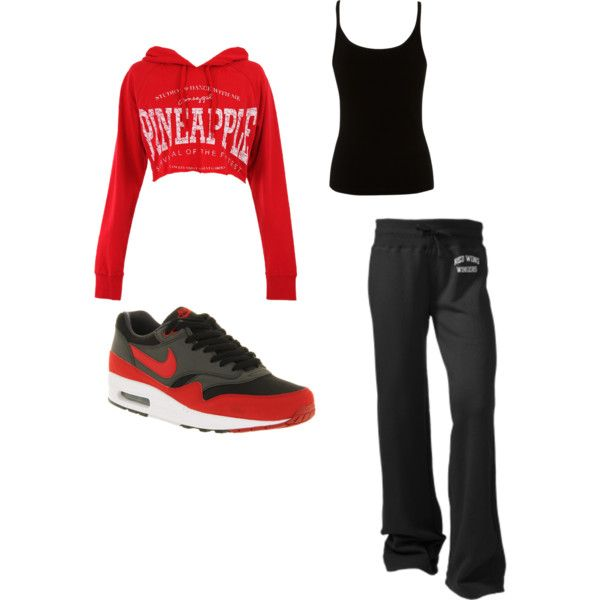 Gym clothes 8, created by sheknowsdotcom on Polyvore