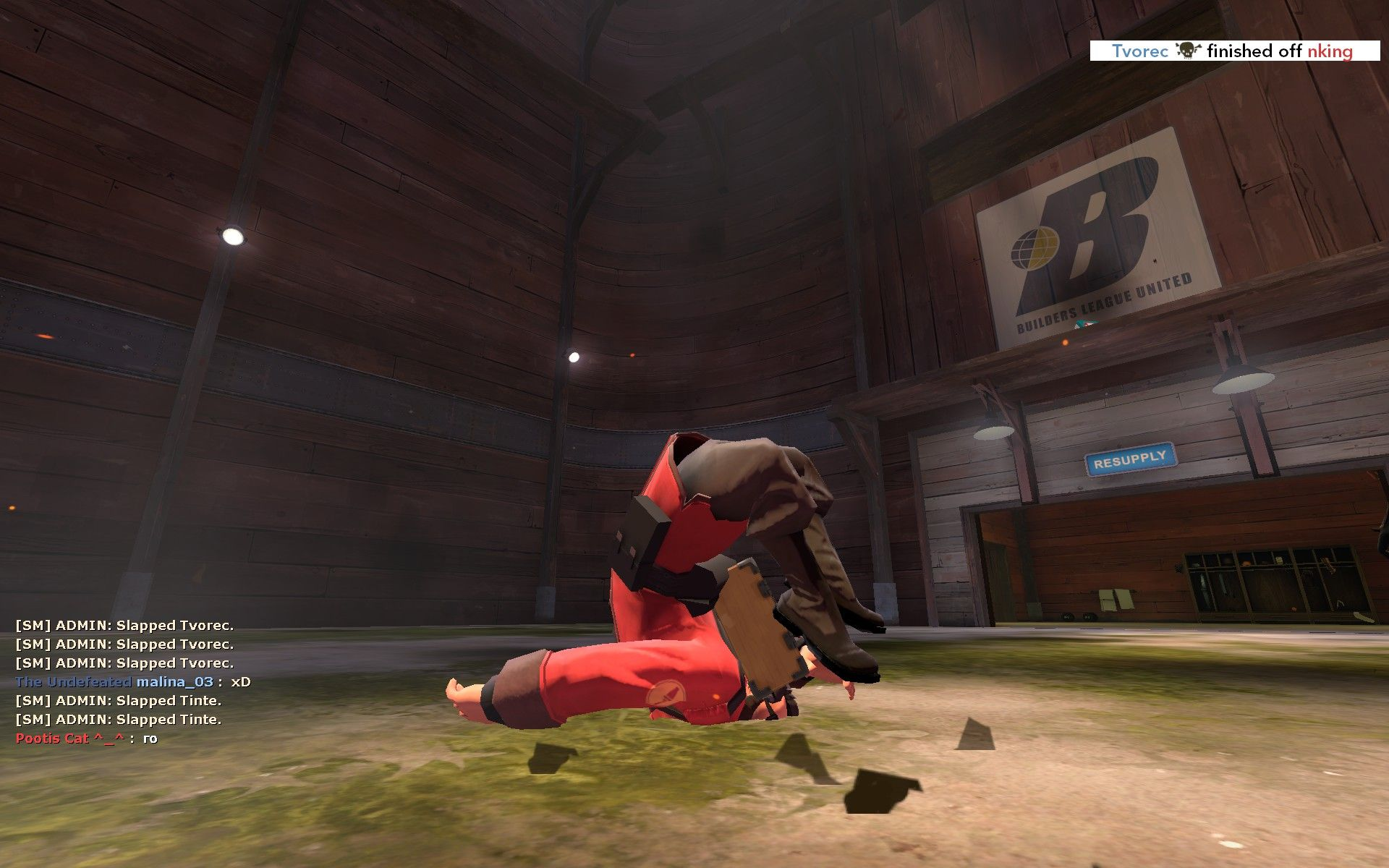 """""""Perfect landing!"""" #games #teamfortress2 #steam #tf2 #SteamNewRelease #gaming #Valve"""