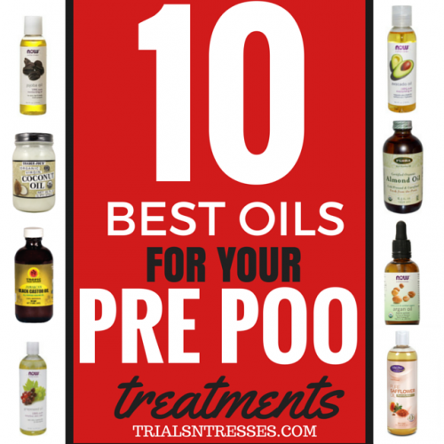 Diy Pre Poo Treatments For Natural Hair C