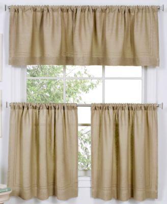 Cameron Kitchen Curtains In 2019 Bathroom Curtains Valance