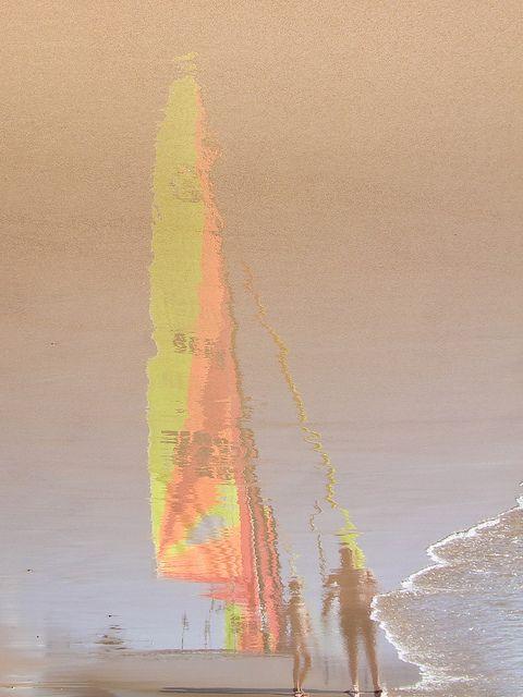 Escuela de Vela Costa Ballena. EVCB Sailing School by miguelno, via Flickr
