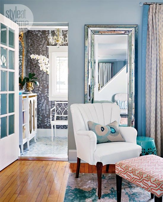 Graffiti Bedroom Design Ideas Sarah Richardson Bedroom Design Ideas Guest Bedroom Color Ideas Lavender Bedroom Decor: Home Tour- A Designer's Chic And Contemporary Toronto Home