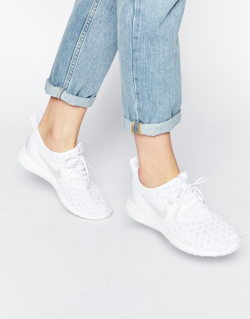 Nike Sneakers Juvenate White