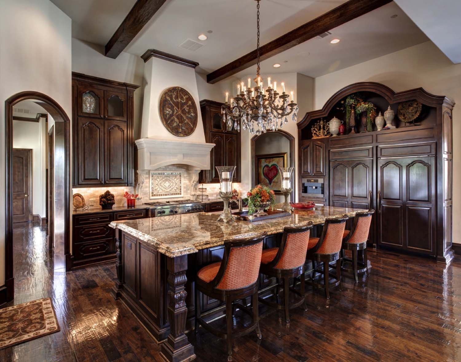 A French chateaux style dream home in Southlake, Texas | French ...