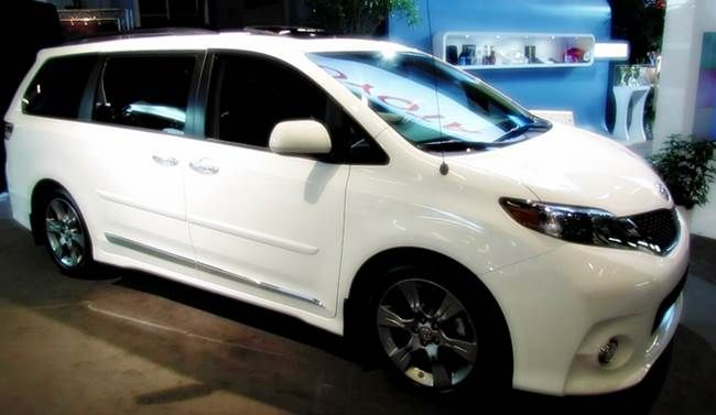 2018 Toyota Sienna Release Date Price Canada In The Blink Of An Eye Its Consequent Innovation