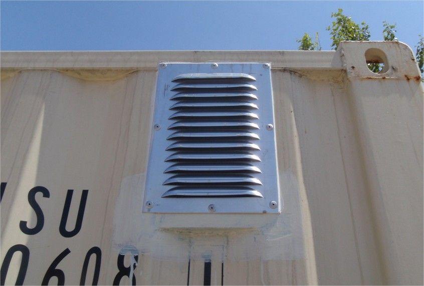 Wunderbar Ventilation