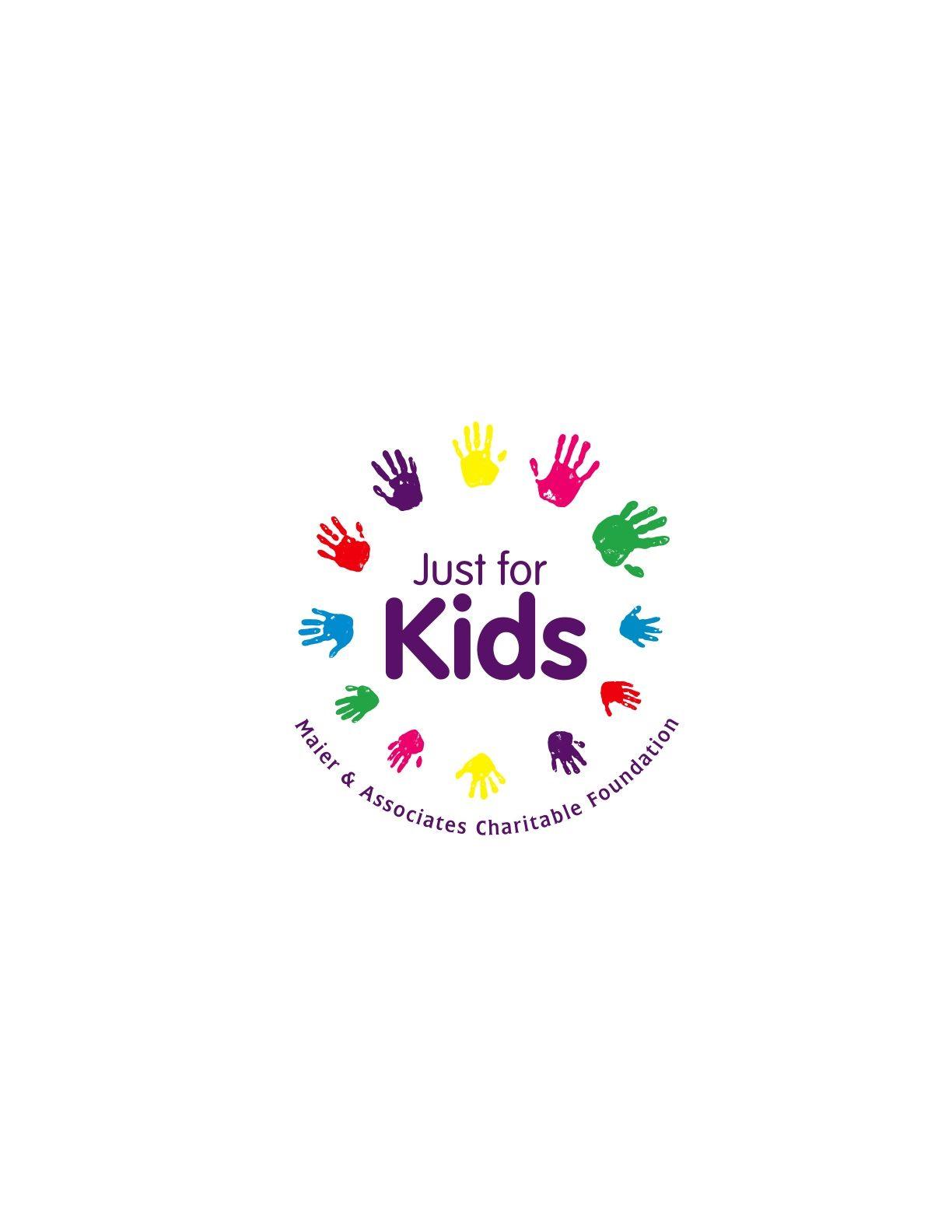 just for kids logo community involvement pinterest