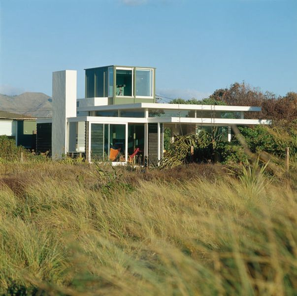 Manly Street Beach House Paraparaumu New Zealand Parsonson - Spend-hot-summers-and-views-in-a-beach-house-designed-by-parsonson-architects