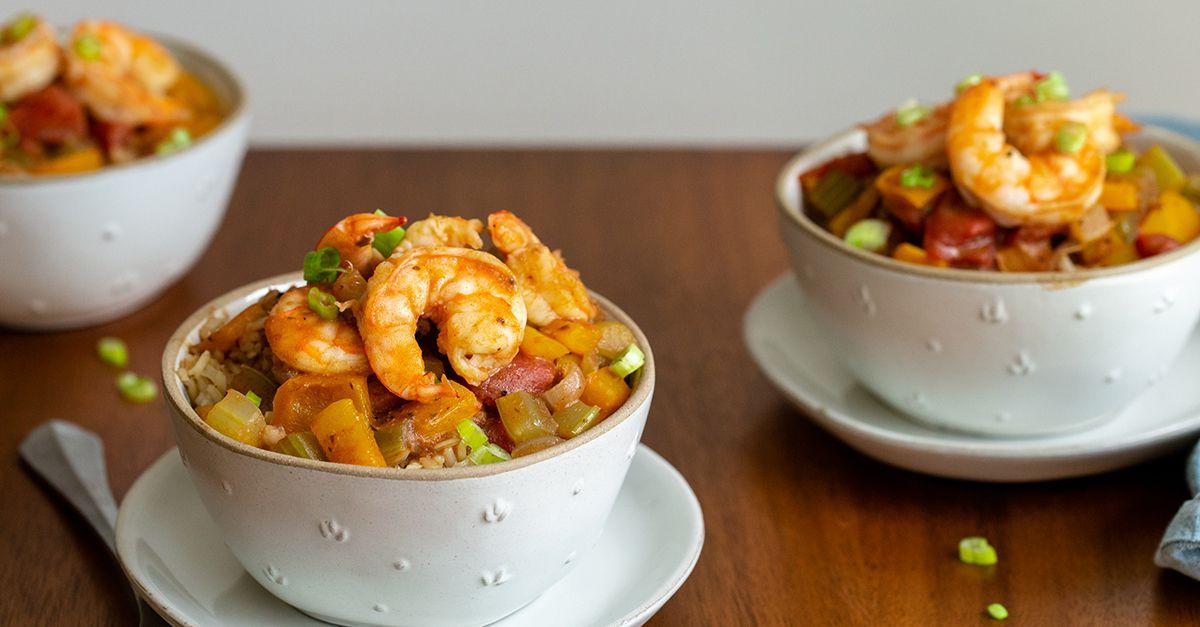 Shrimp Etouffee #cajundishes