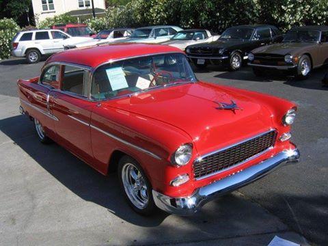 1955 Chevy Bel Air 2 Door Post (CT) - $49,900 Please call Jeff @ 203