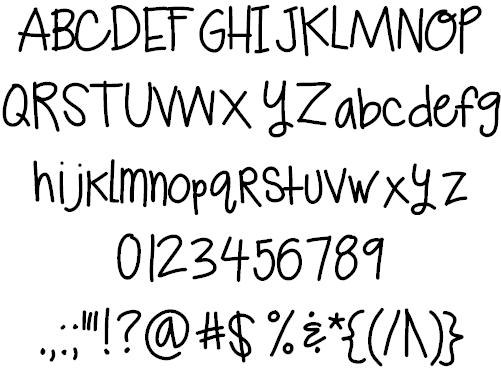 KBTrueBeliever font by KhrysKreations | Fonts 2 | Pinterest