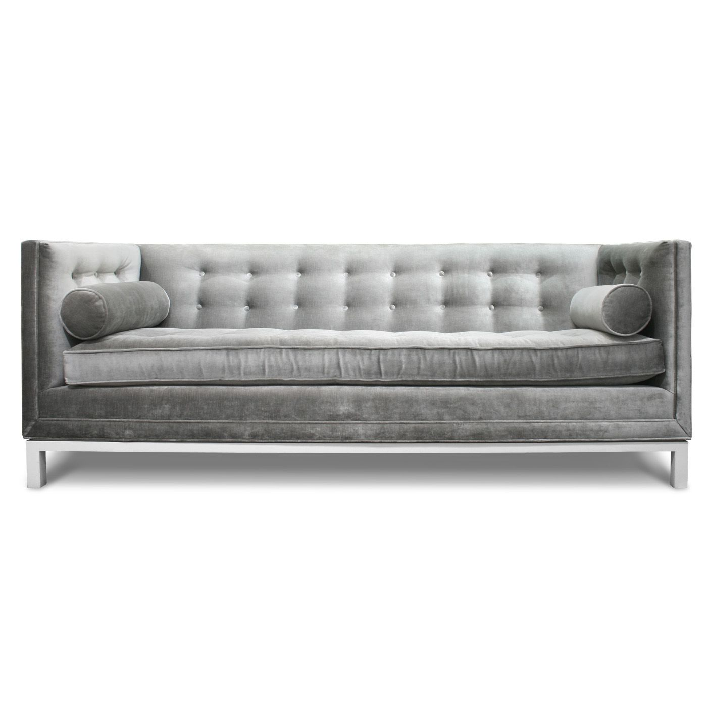High Quality Jonathan Adler Lampert Sofa. I Donu0027t Love The Shiny Fabric But I Love