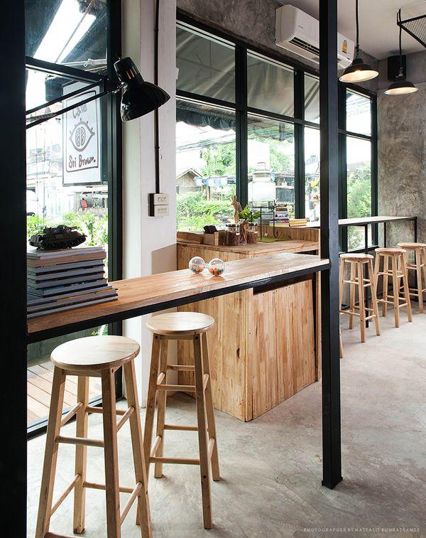 "Interior Design ""Sri Brown cafe"" photo by tmz's photogr on Behance"