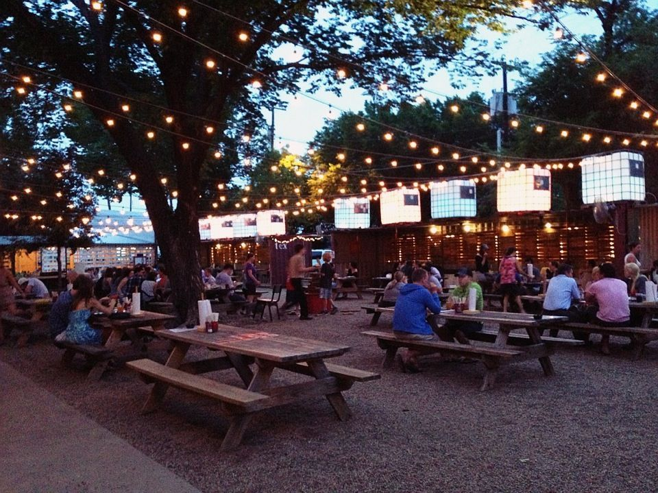 34 Awesome Beer Garden Ideas to Enjoying Your Day ...