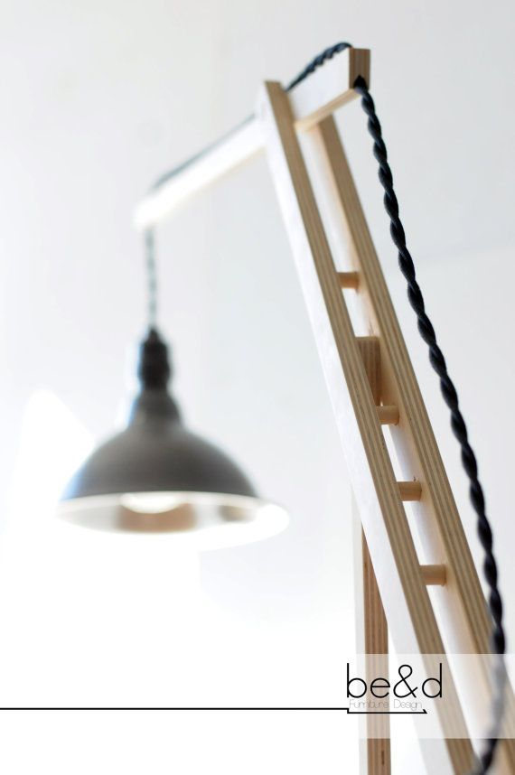 Line one      Desk Lamp by BeadFurnitureDesign on Etsy, $85.00