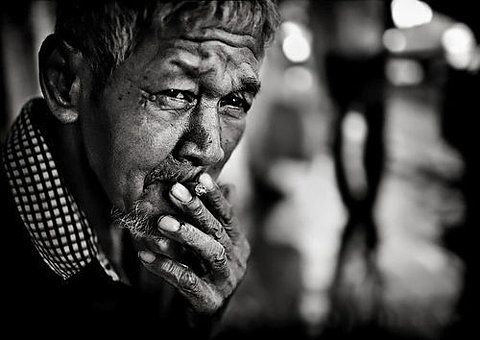 Beautiful black and white photography inspiration smashing magazine