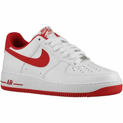 Nike Air Force 1 - Low - Men's $89.99 Selected Style: White/Gym Red