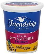 Pineapple Cottage Cheese With Cinnamon And Flax Seeds Ingredients 1 2 Cup Pineapple Cottage Ch Cottage Cheese Nutrition Protein Pack Pizza Nutrition Facts