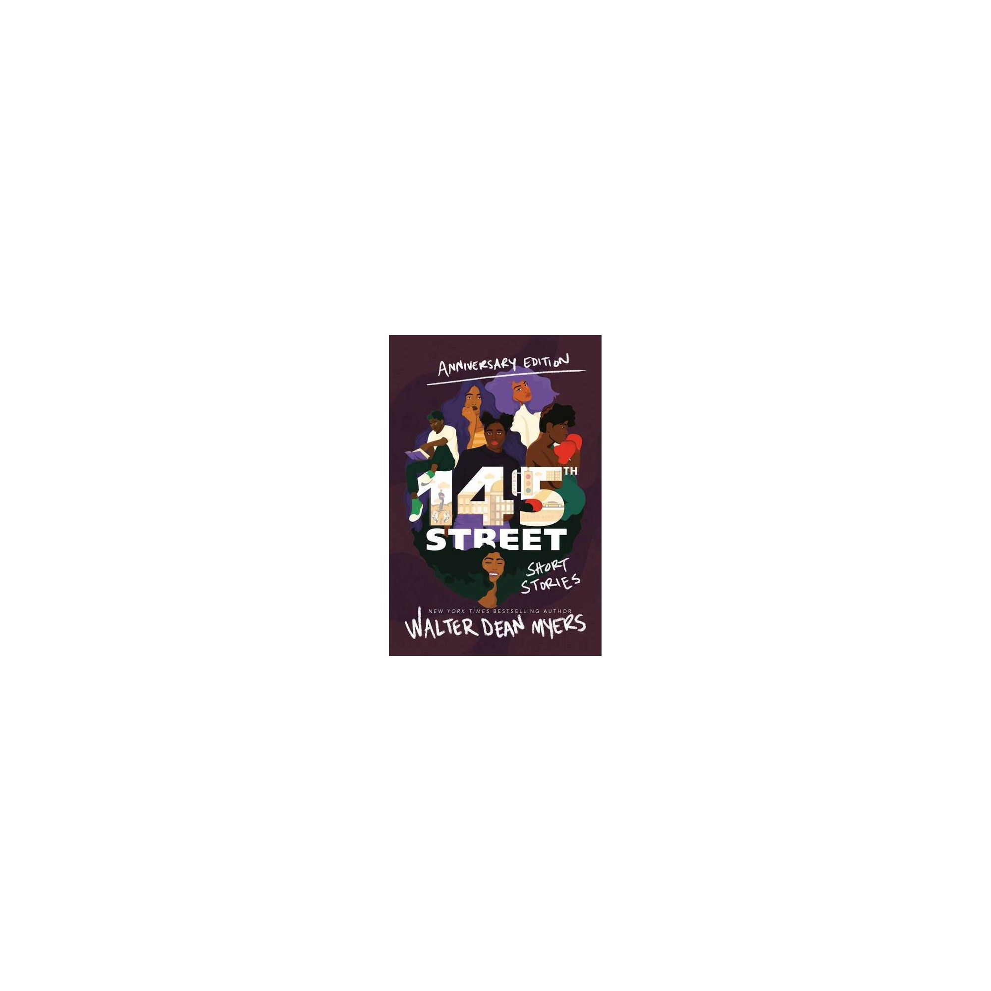 145th street short stories by walter dean myers
