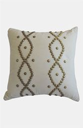 Laundry by Shelli Segal Zoe Beaded Pillow