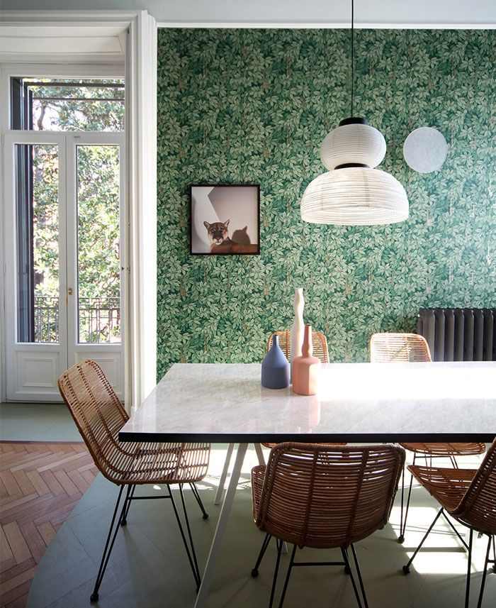Interior Design Trends to Watch for in 2019 Dining room