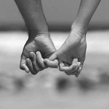 Right Now I Want To Hold Your Pinky And Embrace Your Presence