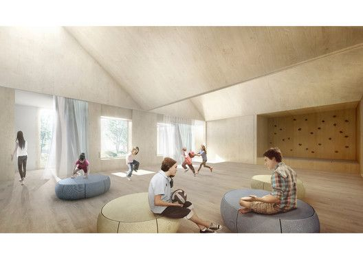 Gallery of creo arkitekter and jaja to design home for - Architectural designers near me ...