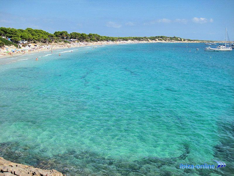 Sus vacaciones en Ibiza y Formentera