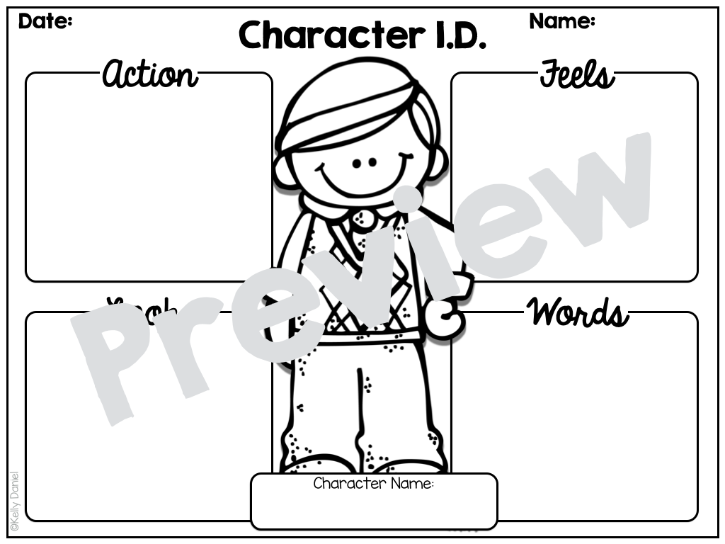 Character Traits Inside And Outside Traits