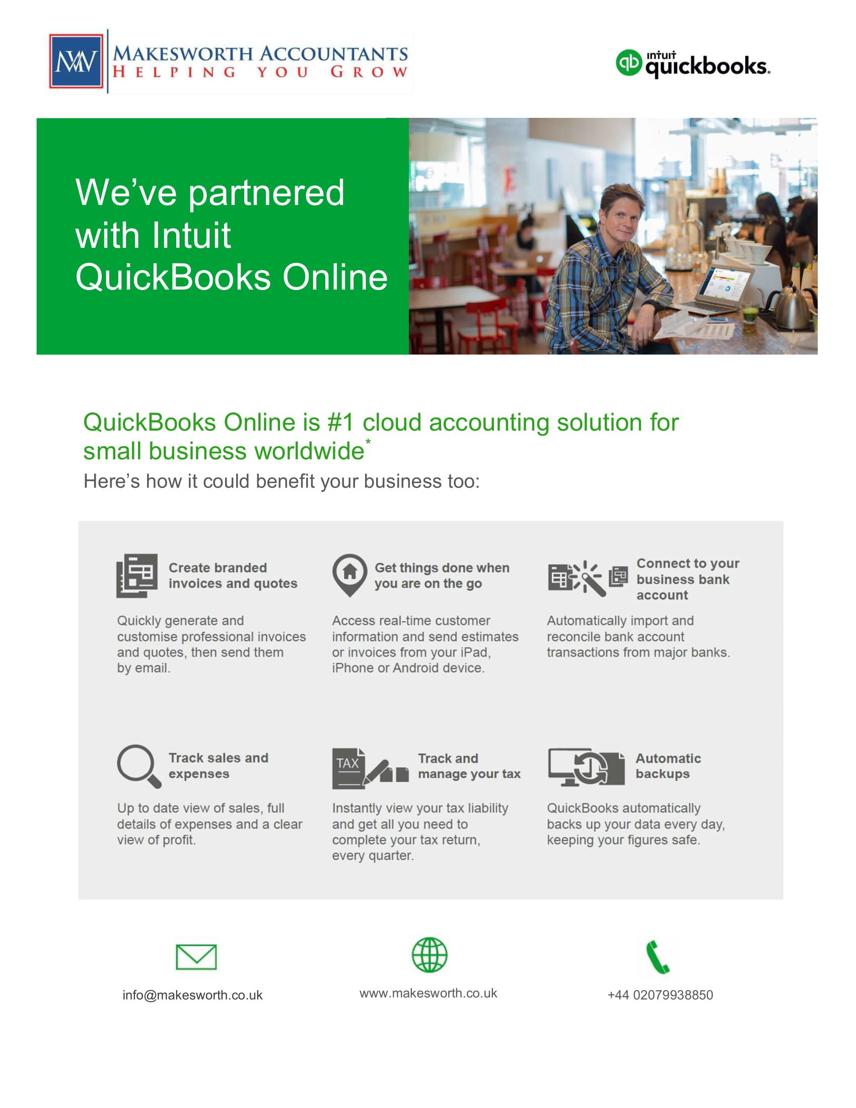 Pin By Makesworth Accountants On Makesworth Accountants Updates Quickbooks Quickbooks Online Cloud Accounting