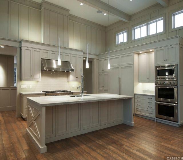Kitchen Flawless Kitchen Design With Modern And Cool Farm: Modern Barn House Kitchen